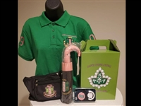 AKA Green Polo Bundle