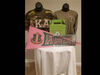 AKA Camo LS Army Green TShirt Bundle